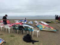 Alameda windsurfing school.