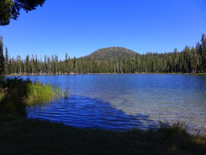 lassen park - Summit Lake