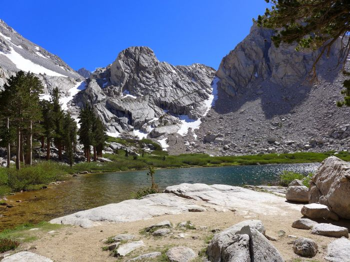 Mirror Lake - Whitney Portal